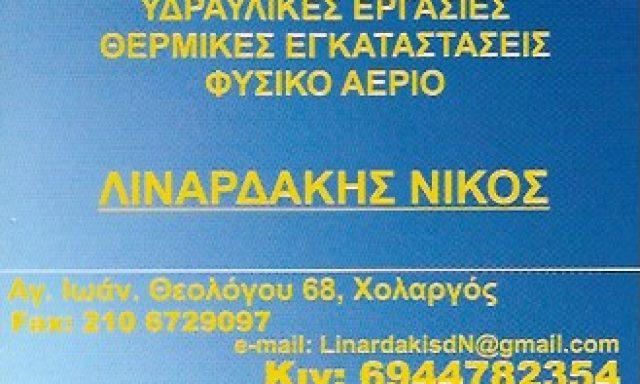 ΛΙΝΑΡΔΑΚΗΣ ΝΙΚΟΣ