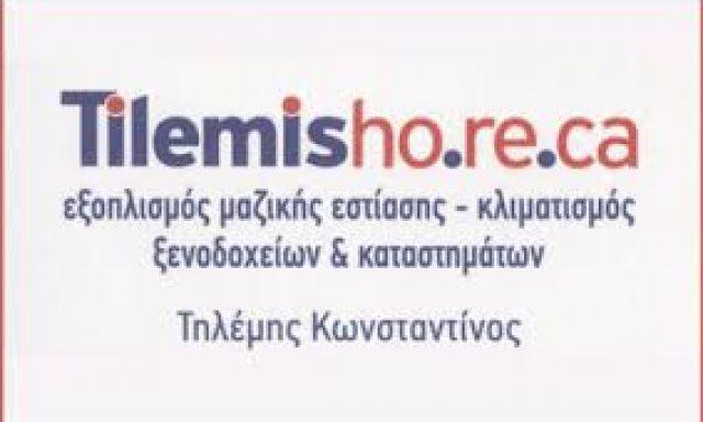 TILEMIS HORECA AND SERVICE – ΤΗΛΕΜΗΣ ΚΩΝ/ΝΟΣ