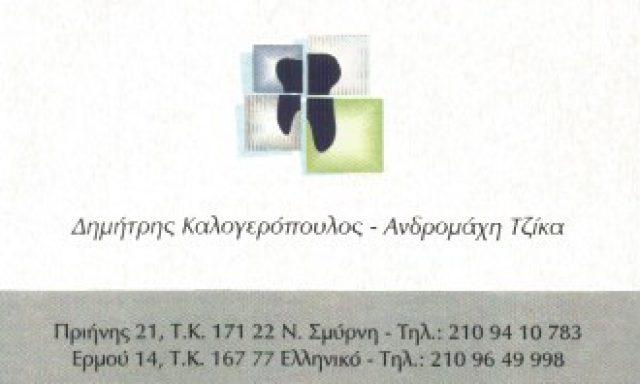 ΤΖΙΚΑ ΑΝΔΡΟΜΑΧΗ
